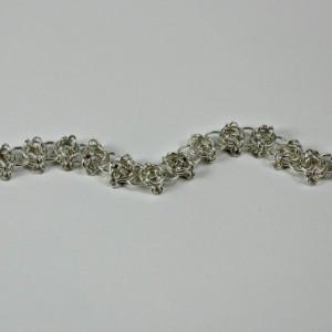 Celtic Vision Chainmaille Bracelet