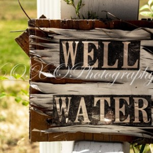 Well Water Photograph