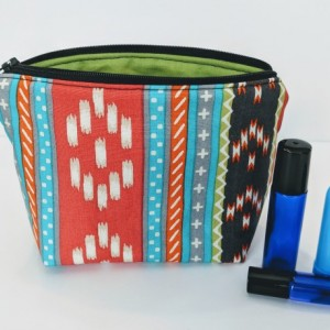Boho Essential Oil Bag, Essential Oil Travel, Oil Pouch, Roller Ball Bag, Essential Oil Case, Small Essential Oil Storage, Roller Ball Case