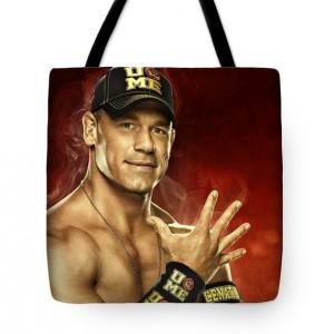 John Cena Tote Bag