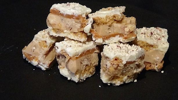 Vanilla Caramel Toffee (1lb)