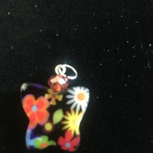 Butterfly Shell Necklace