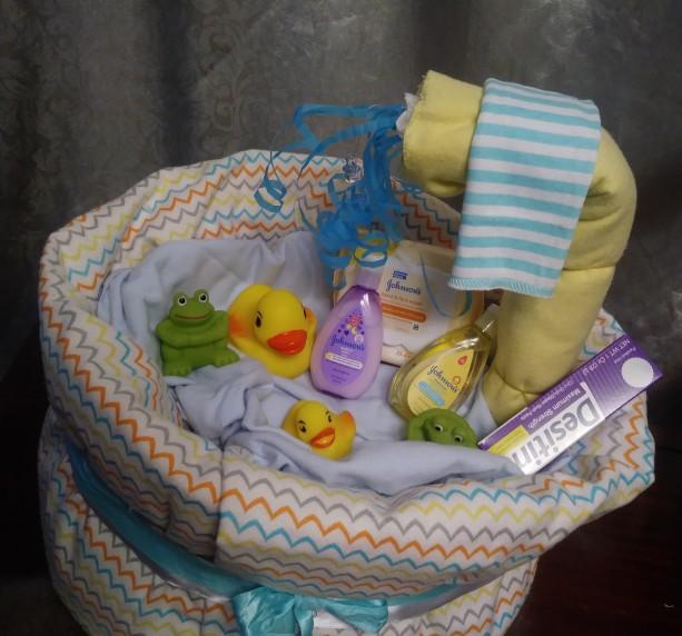 bathtub diaper