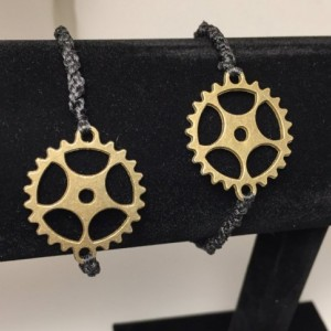 Steampunk Gear Bracelet