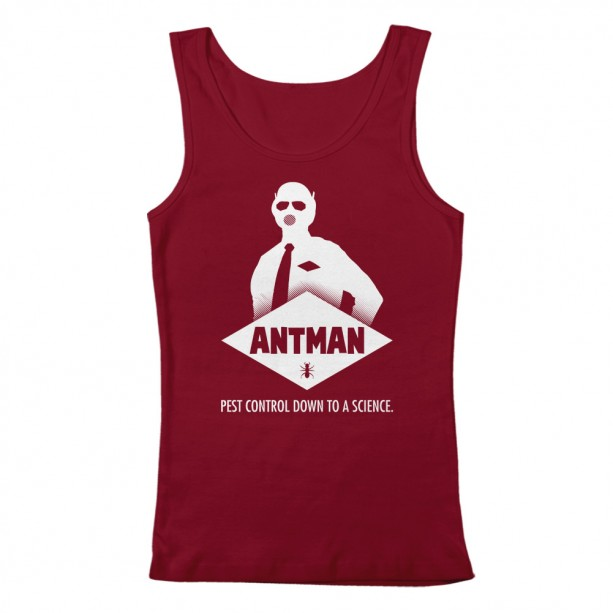 Women's Antman Pest Control Tank Top