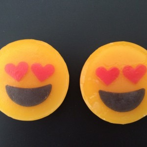 Love Emoji Soap