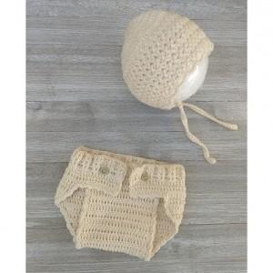 Newborn Cover diaper  beanie crochet. Baby. Babies. Photo crops. babyboy. babygirl crochet clothes. canastilla. newborn set.