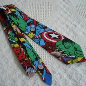 Marvel Avengers Necktie