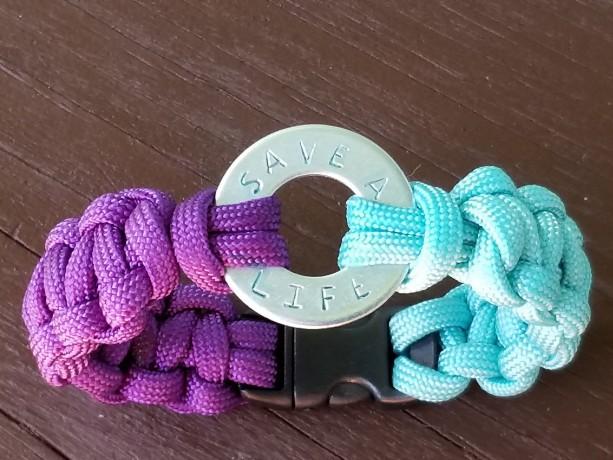 Teen Suicide Bracelet - Circle of Hope