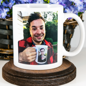 Jimmy Fallon & Justin Timberlake Coffee Mug - Ultimate Inception Coffee Mug| Funny Mug | Valentines Gift Idea| College gifts | Cuevex Mugs