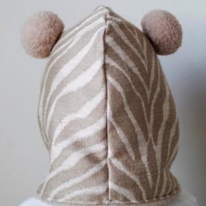 3-8 yr Hobbit Hoodie Hat