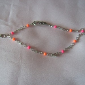 Angelic Sunset Detachable Slave Anklet