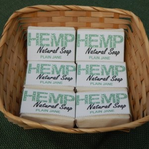 Plain Jane 6pck FREE SHIPPING! Hemp Natural Soap