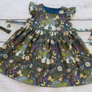 MADISON- Rabbit Dress