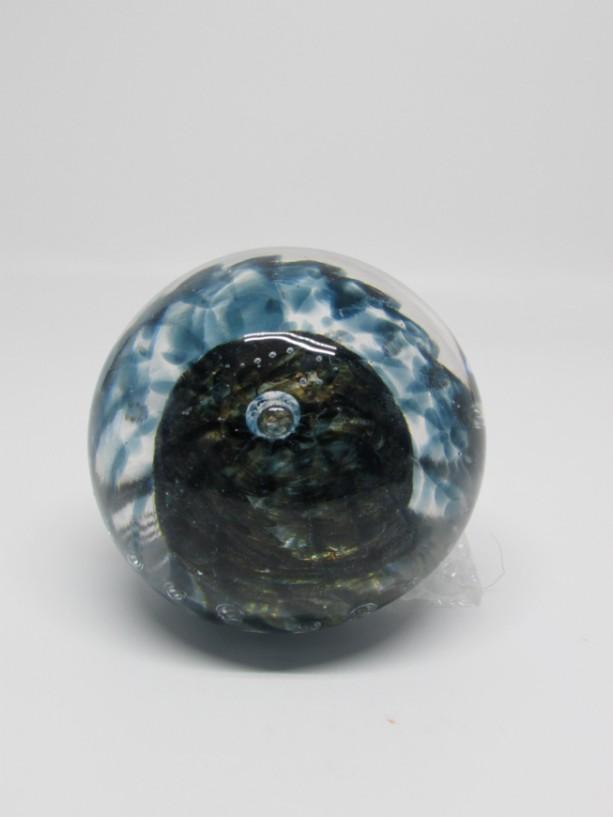 Galaxy Glass Paperweight