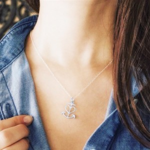 Anchored Love Necklace