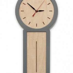 Colonial - Modern Wall Clock