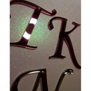 monogram letters,laser cut letters,laser cut names,acrylic letters,snapback letters,initial letters