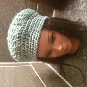 Winter wonderland tam beret