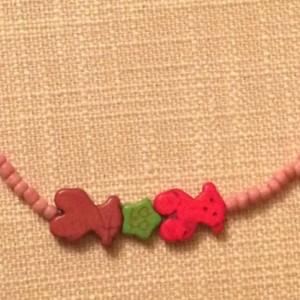 Kids Multi Colored Acrylic Jewelry Set