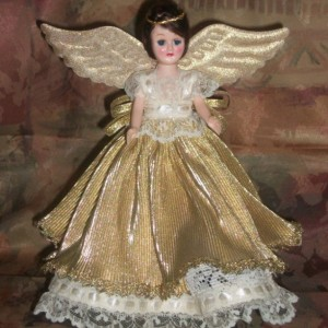 Angel Topper for Christmas Tree