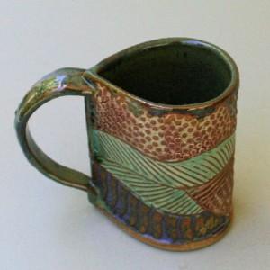 Bumblebee Pottery Mug Coffee Cup Honey Bee Mug Handmade Stoneware Microwave and Dishwasher Safe
