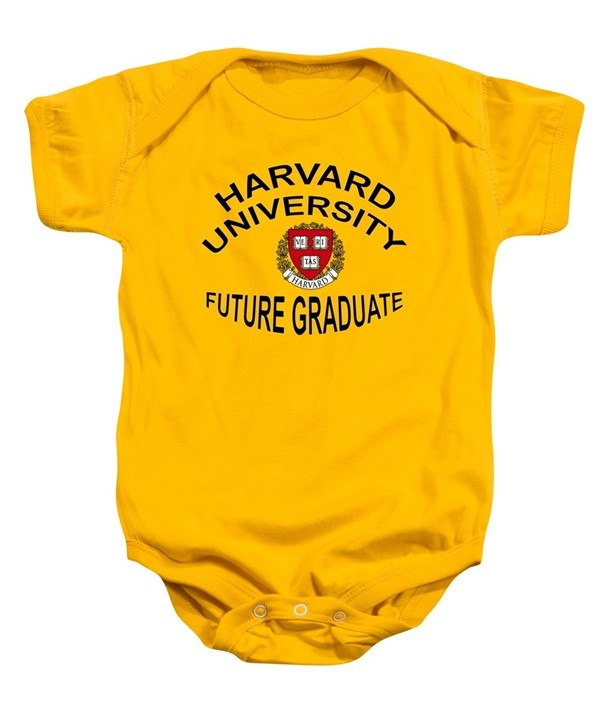 Harvard University Future Graduate Baby Onesie