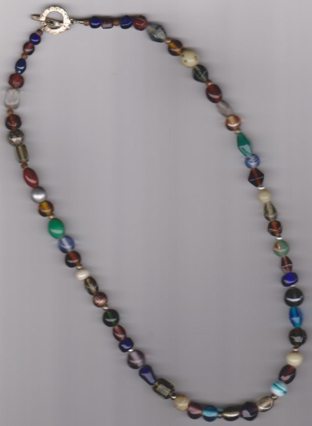 Indian Love Song Necklace