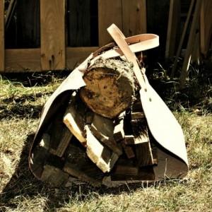 Firewood Bag