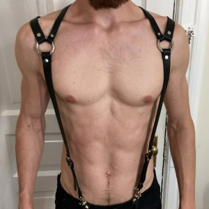 Diamond Back Harness Suspenders
