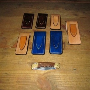Folding Knife Sheaths