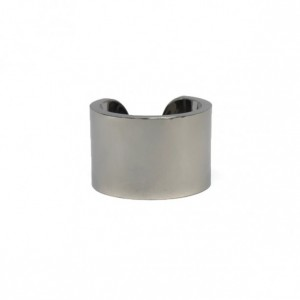 PROMISCUOUS RING: GUNMETAL