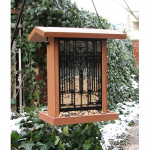 Frank Lloyd Wright - Darwin D. Martin House Bird Feeder