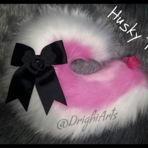 Design your own Husky Tail