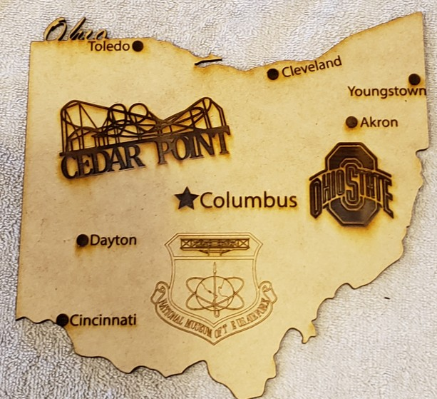 Ohio State and Cities