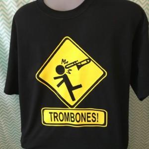 Funny Trombone Shirt