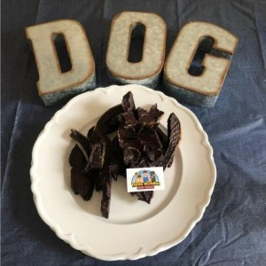 Grass Fed Beef Heart Jerky for Dogs and Cats