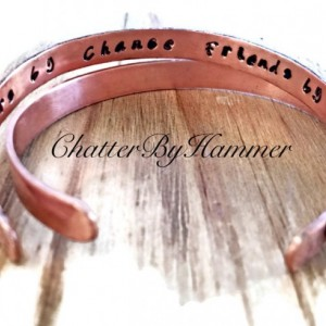 Copper Wedding Gift, Copper Anniversary Bracelet, Copper Cuff, 7 year anniversary gift, 7 year anniversary, anniversary gift, copper
