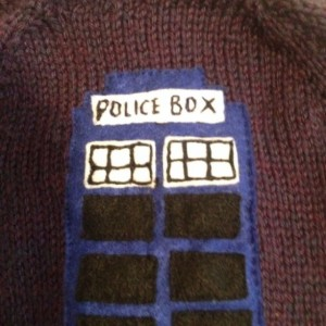 Dr. Who Sweater