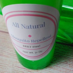 All Natural Mosquito Repellent/ DEET Free Insect Spray