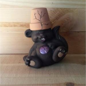 Crack-Pot Squirrel