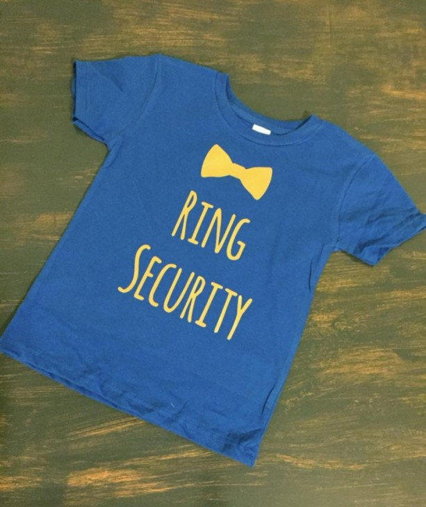 Ring Security Shirt