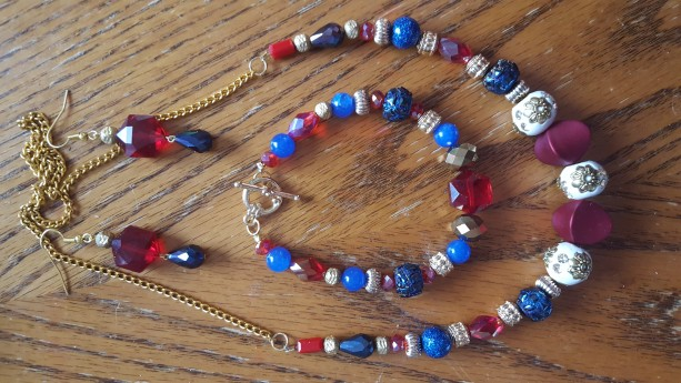 American Pride Necklace