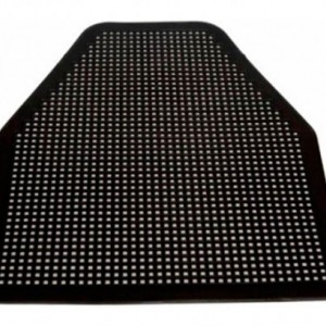 SANITRO Urinal Urine Absorbent & Smell Removal Mat (6 Mats- 22 inch. x 22 inch. x 1/4 inch.)