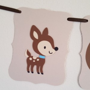Buck or Doe, Buck or Doe Banner, Gender Reveal, Gender Reveal Banner
