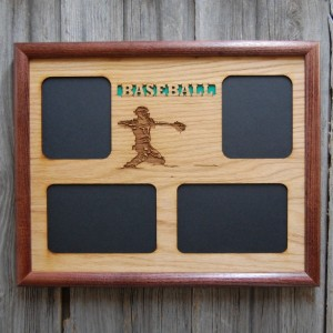 11x14 Baseball Catcher Picture Frame