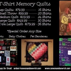 Tshirt Quilt,    Tshirt Blanket,      Memory Quilt,     Memory Blanket,      Baby Keepsake,      Pet Keepsake