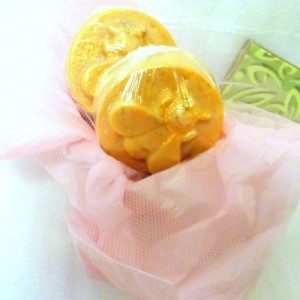 Nature Honey-Lavender-Frankincense & Myrrh Bath Soaps