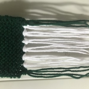 St. Patrick's Day Scarf