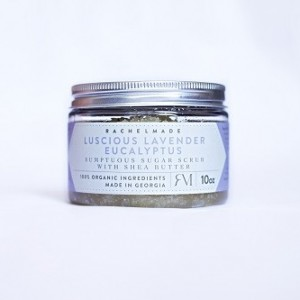 Sumptuous Sugar Scrub with Shea Butter